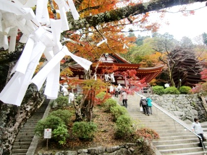 おみくじ 談山神社