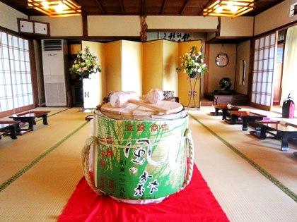 風の森 大神神社の結婚披露宴会場「料理旅館大正楼」