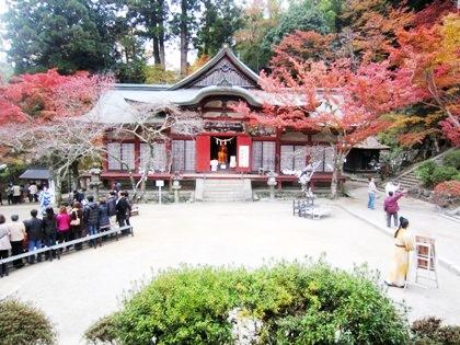 記念撮影 談山神社