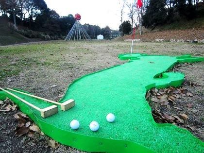 ゴルフコース 飛鳥アートプロジェクト