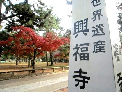 世界遺産興福寺