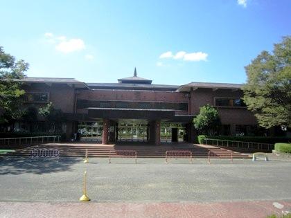 総合体育会館