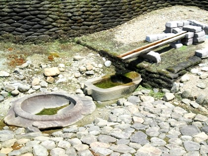 亀形石造物 飛鳥観光