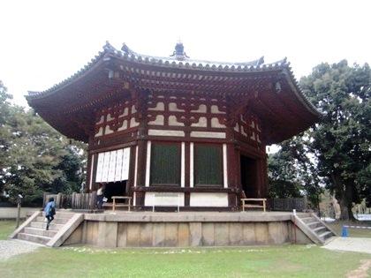 興福寺北円堂 国宝
