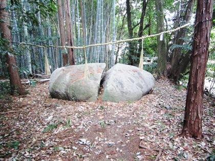 石析神 御厨子神社