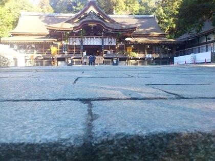 大神神社拝殿