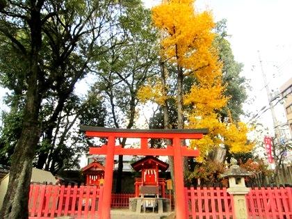 率川阿波神社