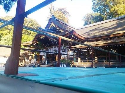 大神神社の節分祭