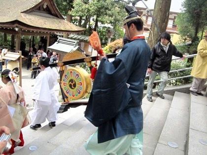 若宮神幸祭の太鼓