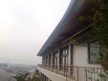 大礼記念館と耳成山