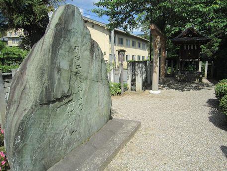 石上神宮の恵比須神社