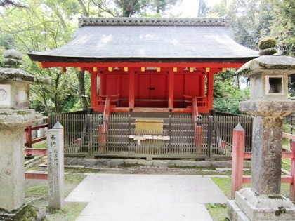 春日大社の総宮神社