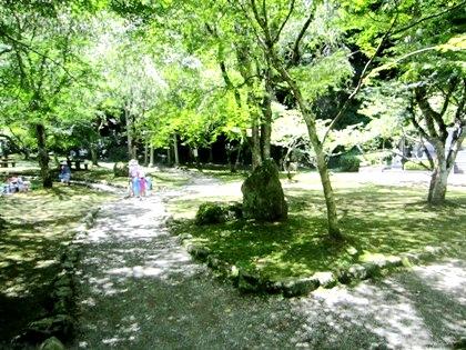 奈良の山間部
