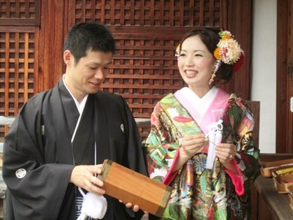 三輪坐恵比須神社ロケーション撮影