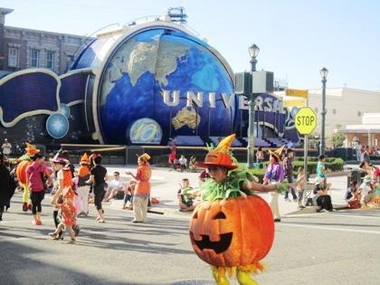 パレード・デ・カーニバル ハロウィーンのジャコランタン