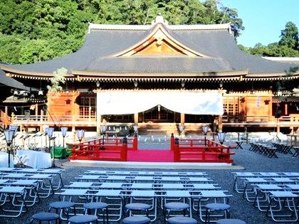 大神神社の観月祭