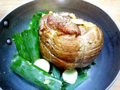 煮豚 チャーシュー