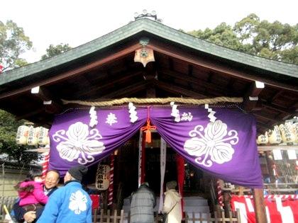 三輪坐恵比須神社