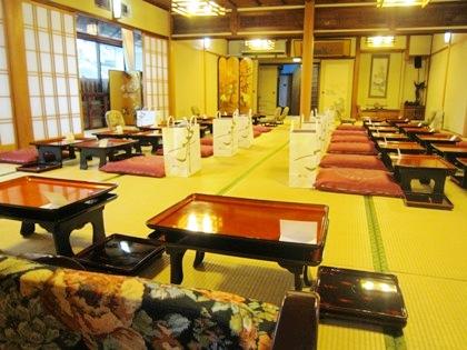 結婚披露宴会場 大神神社の結婚式