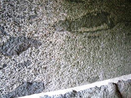 岩屋山古墳の石室
