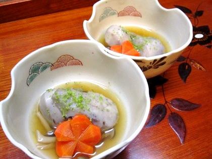 里芋の含め煮