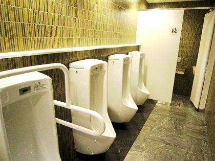 東大寺ミュージアムのトイレ 便所