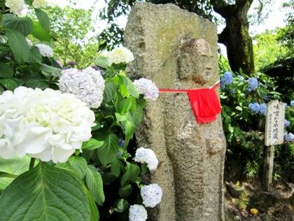 味噌なめ地蔵 矢田寺