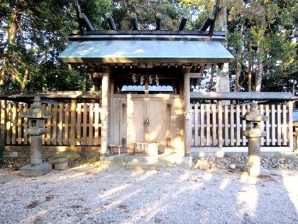 阿紀神社 奈良観光ガイド