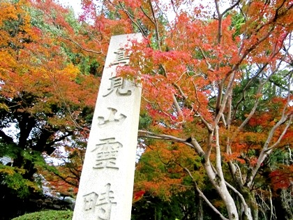 等彌神社の紅葉