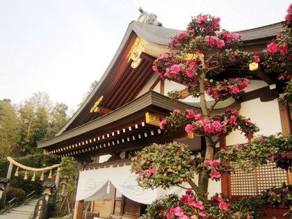 大神神社儀式殿
