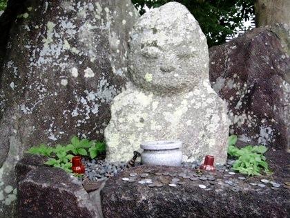 極楽寺の弁天