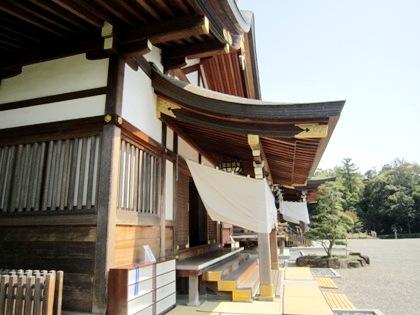 大神神社の儀式殿