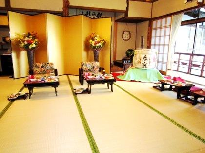 婚礼の準備 大神神社の結婚式