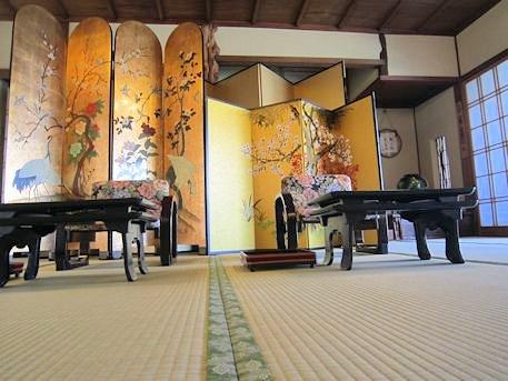 大神神社の結婚式披露宴会場
