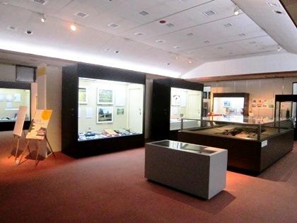 展示収蔵室
