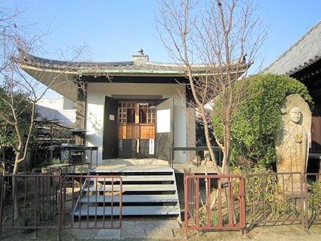 伝香寺地蔵堂