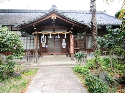 三輪恵比須神社社務所