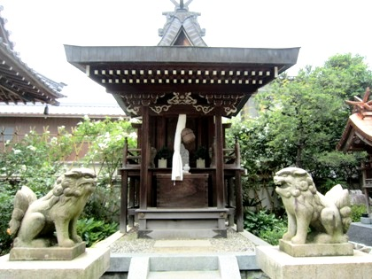 恵比須尊社