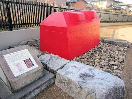 斑鳩文化財センターの家形石棺
