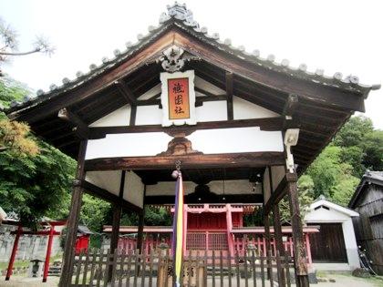 奈良の祇園社