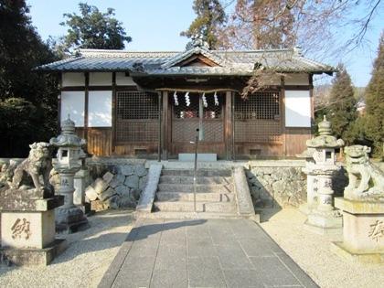 白山神社ご参拝