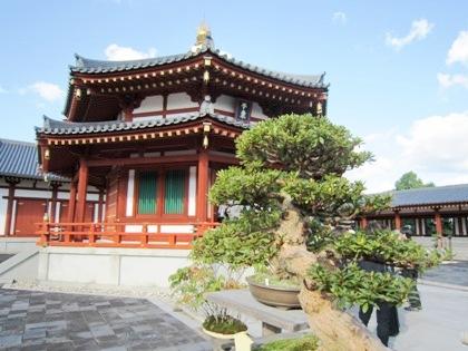 玄奘塔 薬師寺