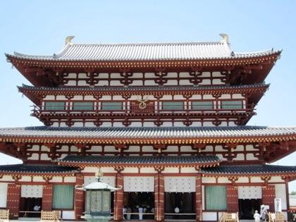 薬師寺の金堂