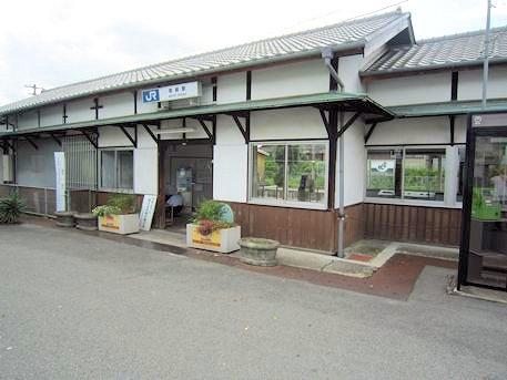 JR帯解駅