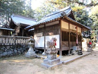 東大谷日女神社