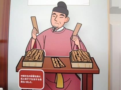 平城京の役人