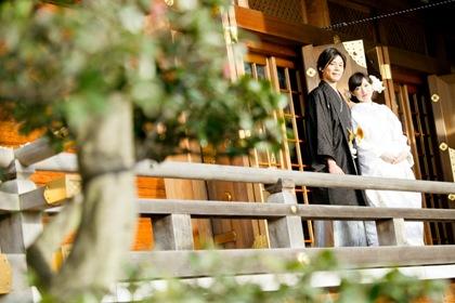 大神神社の結婚式