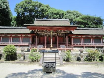休ヶ岡八幡宮