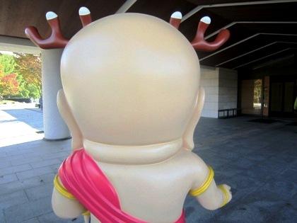せんとくん 奈良県立万葉文化館