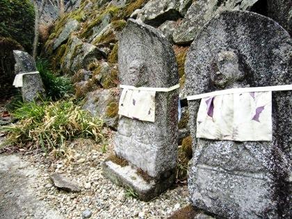 聖林寺の石仏